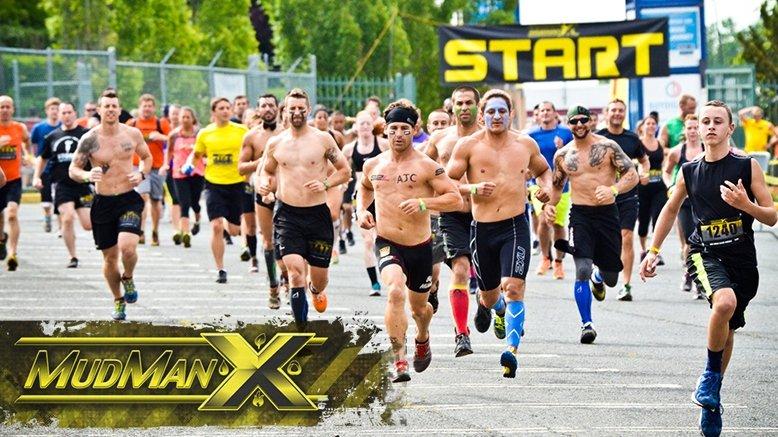 5K MudManX Entry