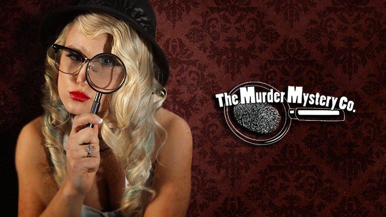 Live Murder Mystery & Three-Course Dinner