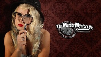 3-Course Murder Mystery Dinner Show