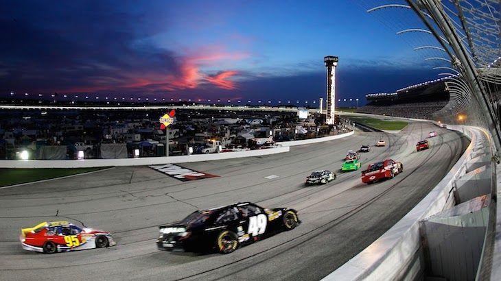 Five Hot Laps - Seat Time American Racing School