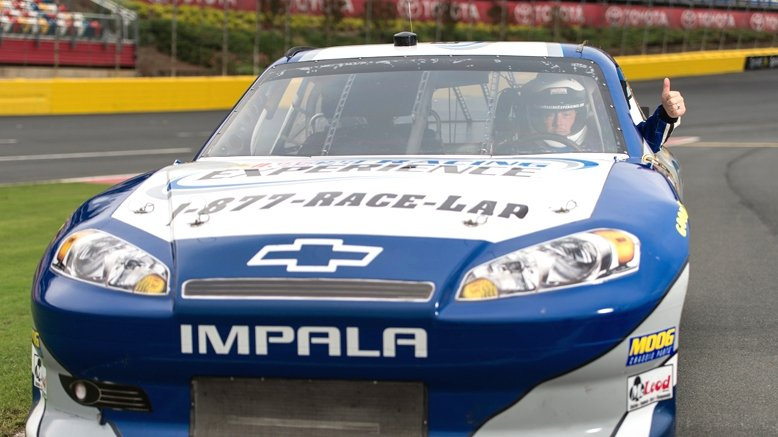 NASCAR Practice Driving Package