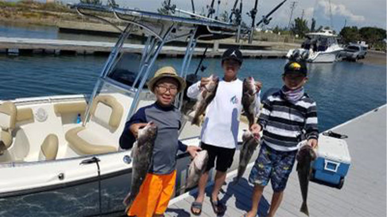 2-Hour Private Harbor Fishing Charter for Up to 6