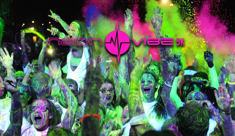 1 Entry To Neon Vibe 5k