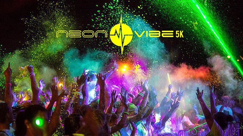 Entry To Neon Vibe & After-Party