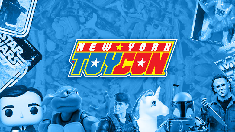 1 Single-Day Pass to NY Toy Con (Sat OR Sun)