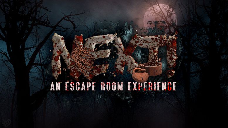 Next! Haunted Escape Room for 2