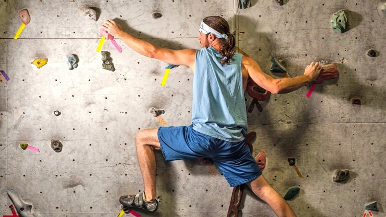 One Month Rock Climbing Package