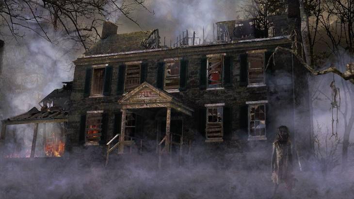 2 GA Tickets to Nightmare Manor