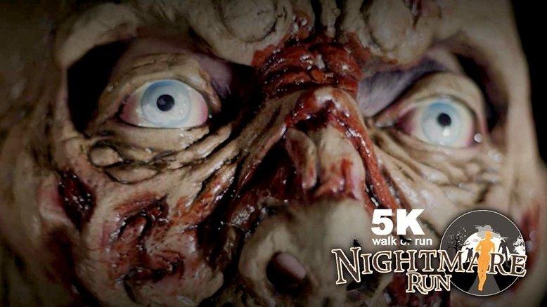 1 Nightmare Run 5K Entry