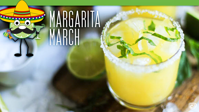 1 Ticket to Margarita March (May 4th)