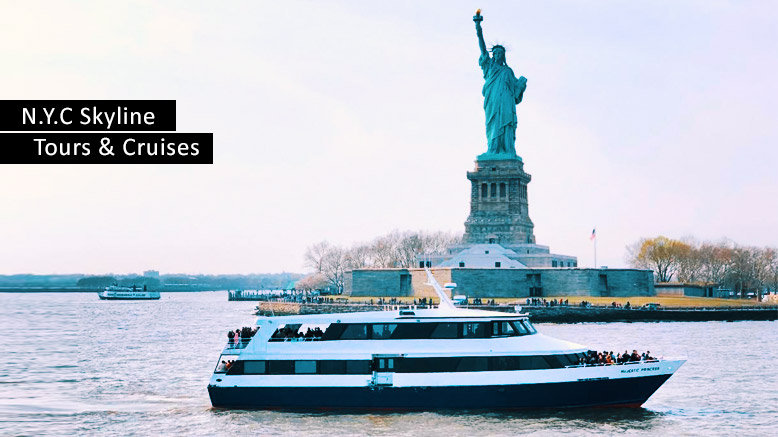 60-Minute Boat Tour of Statue of Liberty for 1