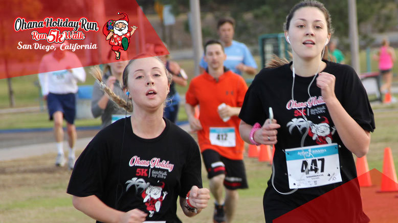 5k Run Entry with Toy Donation