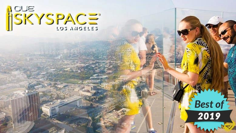 Oue Skyspace Los Angeles Coupon Oue Skyspace Los Angeles Deal