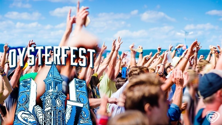 1 General Admission to OysterFest