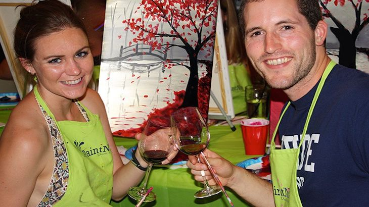 One Entry to Paint Nite