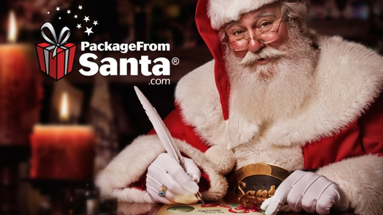 1 Package from Santa - Silver Package