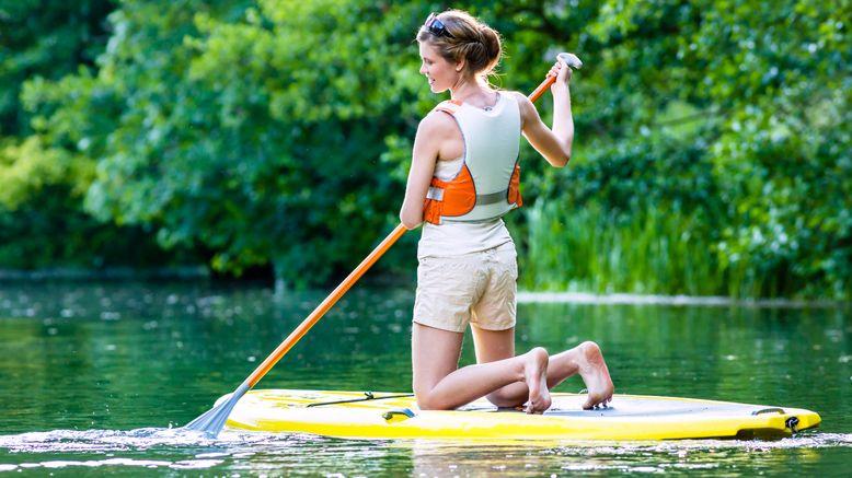 ECO Paddleboard Lesson & Tour