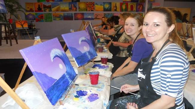 2-Hour Painting Class for One