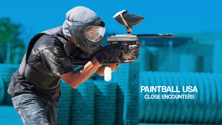 Paintball Package for 1