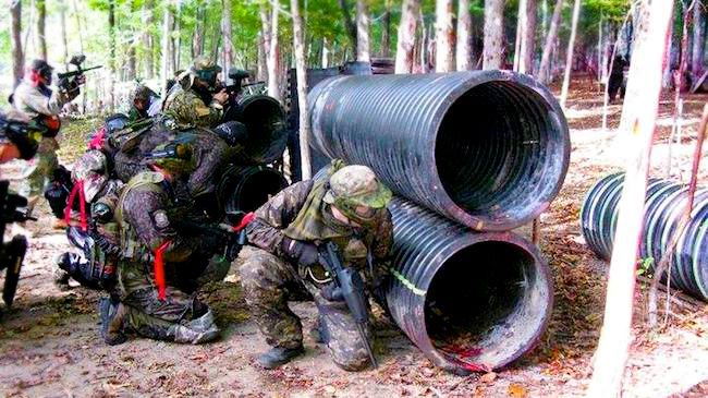 Ranger Paintball Package (Weekends Only)