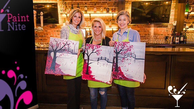 1 Ticket to Paint Nite
