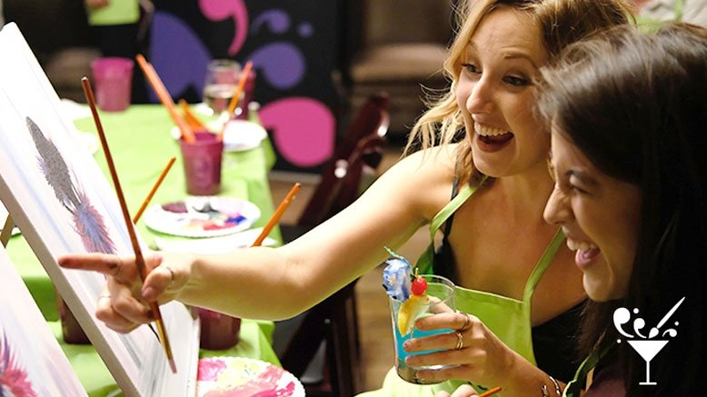 paint nite discount tickets deal rush49