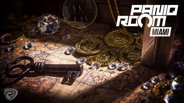 1-Hour Pirate's Den Panic Room Game for 6 People