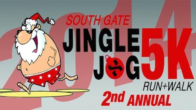 One Youth Entry to Jingle Jog 5K