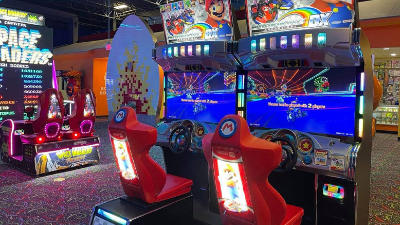$20 Worth of Arcade Credits with 100 Points Toward Prize