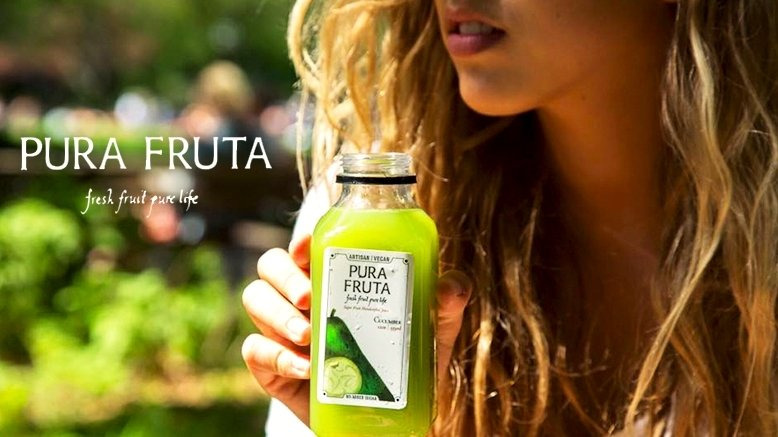 3-Day Pura Fruta Juice Cleanse