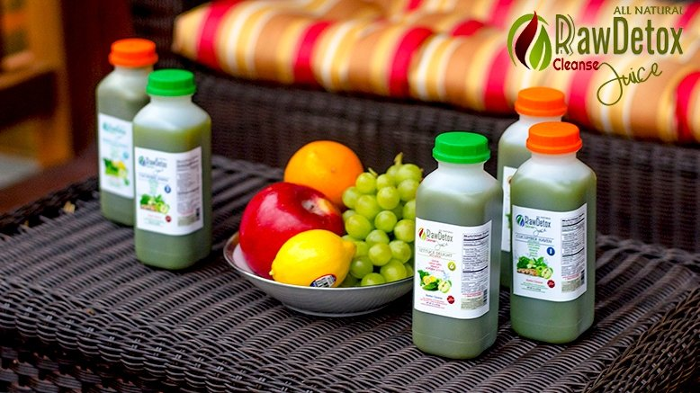 3-Day Detox or Revive Juice Cleanse