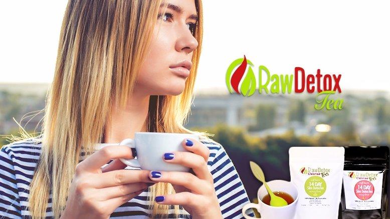3 Sets of Slim Detox Tea