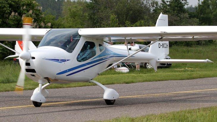 Discovery Flight & Optional Instruction by Flight Light Sport CA