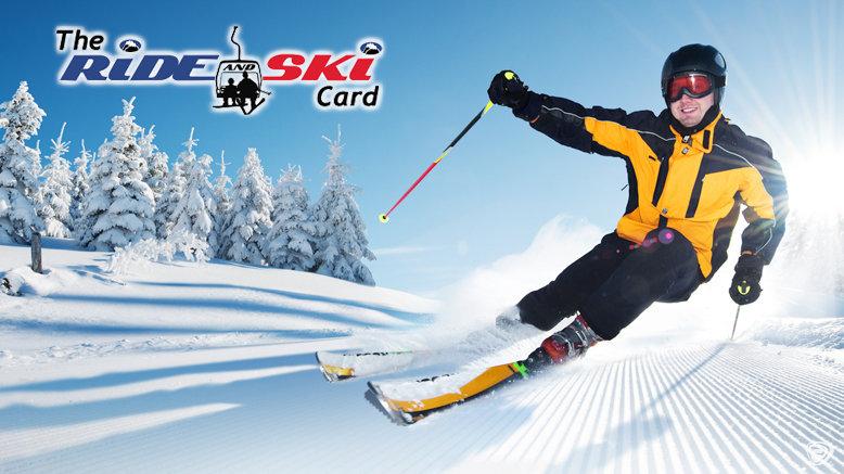 Ride & Ski Card - Digital Card Only