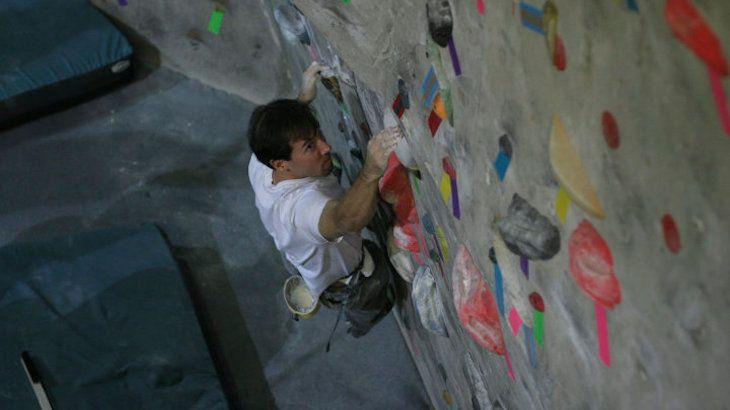 Belay Rock Climbing Class and Two Months Unlimited Rock Climbing
