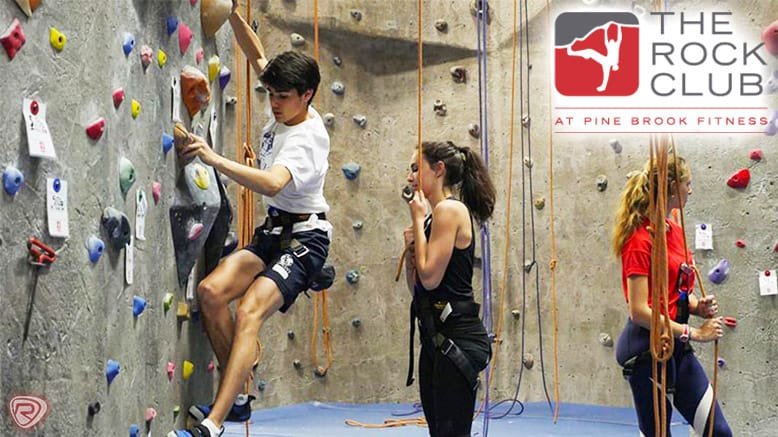 1 Intro to Belay Course and 1 Month of Unlimited Membership for 1 Person