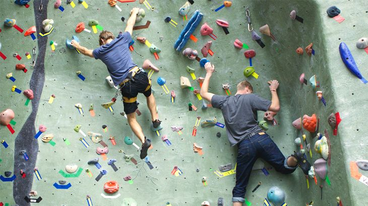 Intro to Rock Climbing Packages