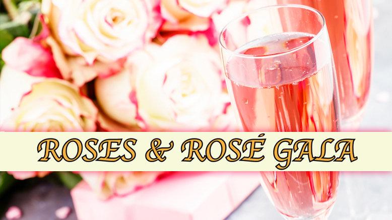 1 GA to Roses & Rosé Art Gala
