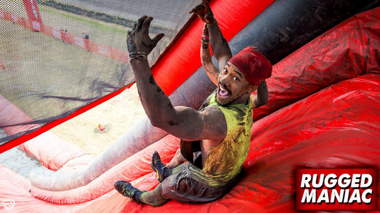 Rugged Maniac 5K - Chandler Coupon