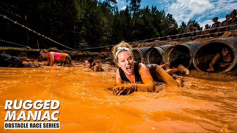 1 Entry To Rugged Maniac