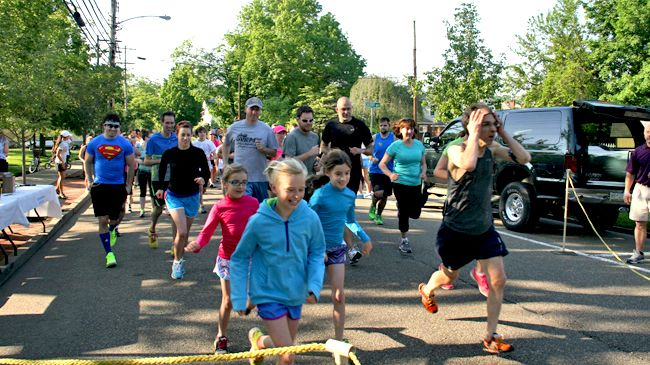 Registration for Sewickley Unleashed 5K Walk/Run