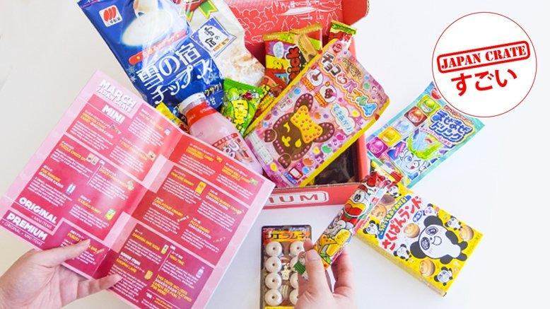 1st Premium Japan Crate