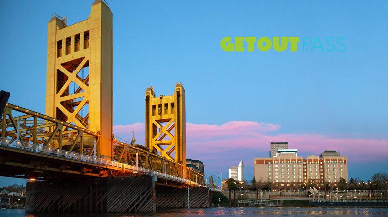 12-Month Sacramento GetOutPass