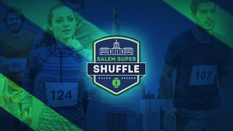 5K Entry to Salem Super Shuffle
