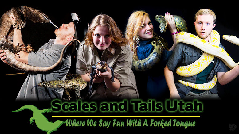 Admission for 2 Adults to Scales & Tails