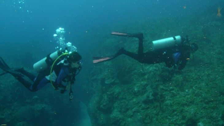 Two-Day Open Water Scuba Certification Course
