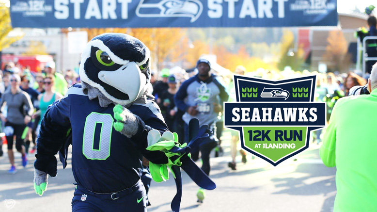 1 Seahawks 12K Entry