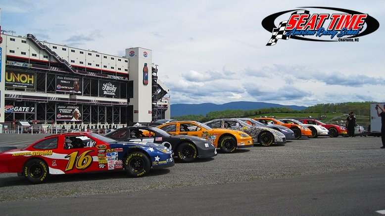 1 Forever Fast Driving Package with Hot Lap Package
