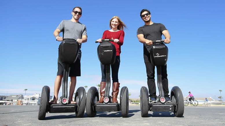 Balboa Fun Tours Segway Tickets Deal Rush49