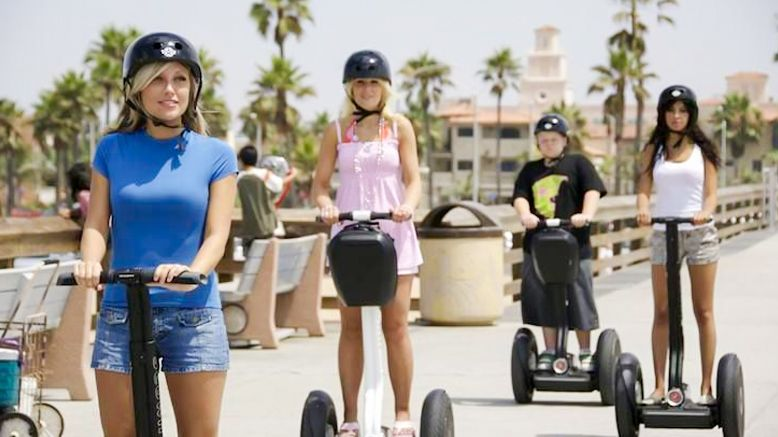 90 Minute Segway Tour For One